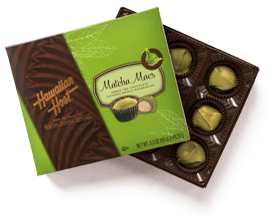 Hawaiian Host Matcha Macs