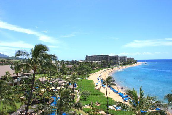 Maui Hotel Am Strand