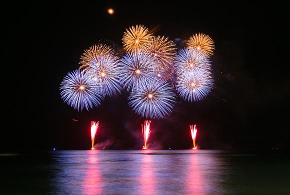Nagaoka-Fireworks
