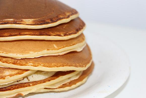 3月7日はパンケーキの日