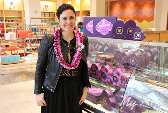 ボージュ・オー・ショコラはグルメなチョコレート ハワイではニーマンマーカスの中にあります。