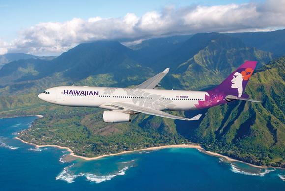 ハワイアン航空新デザイン