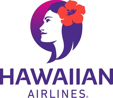 ハワイアン航空新ロゴ