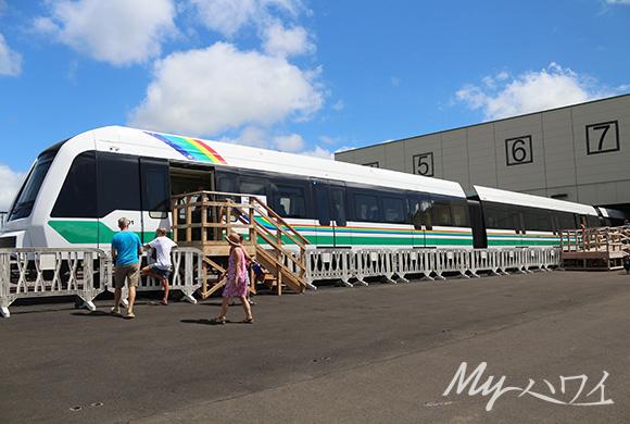 オアフ鉄道、ホノルル市電、ハワイ