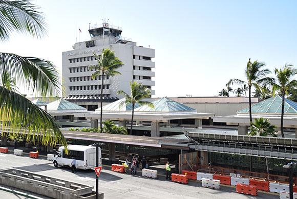 ハワイ、逃亡者