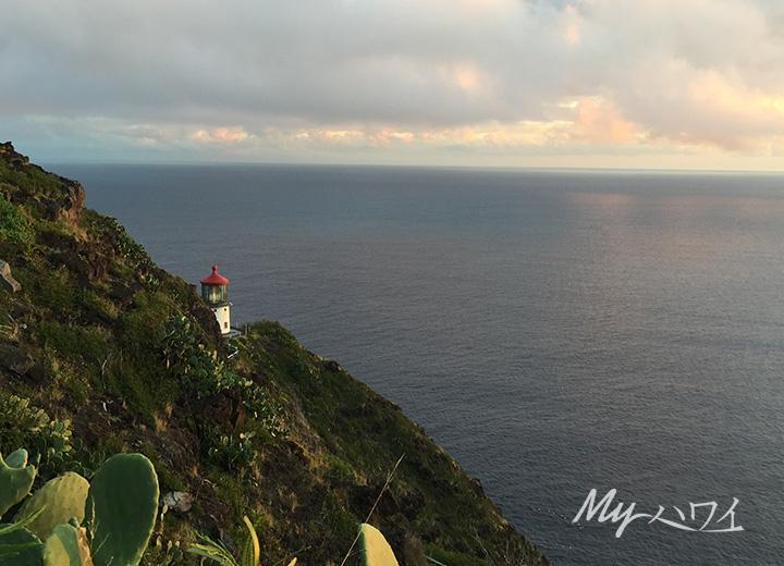 マカプウの灯台