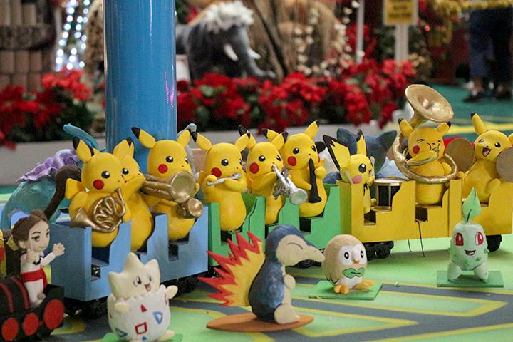 pokemon band with Pikachu