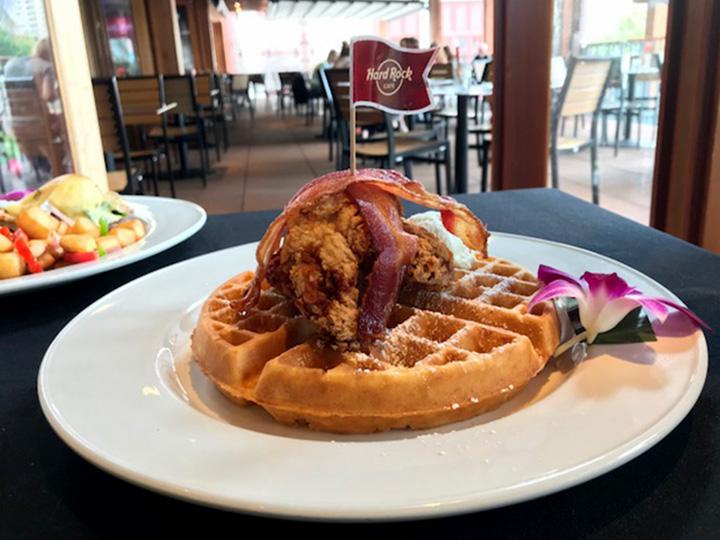 ハードロックカフェの新朝食メニューからおすすめ4選