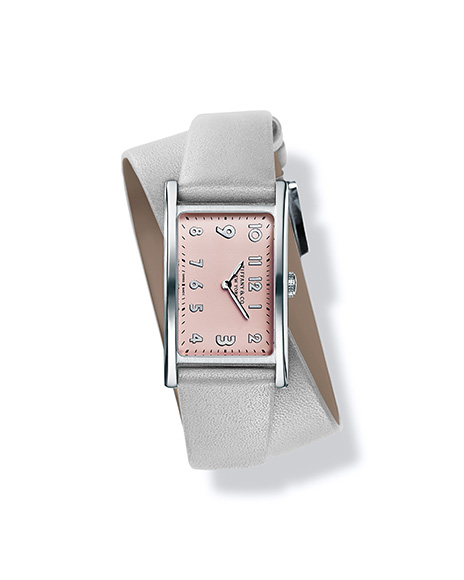 TIFFANY EAST WEST WATCH IN STAINLESS STEEL