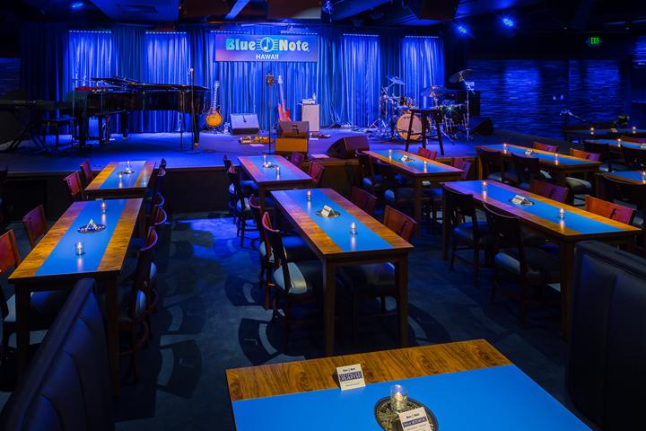 ブルーノート ハワイはワイキキのおしゃれなジャズクラブ