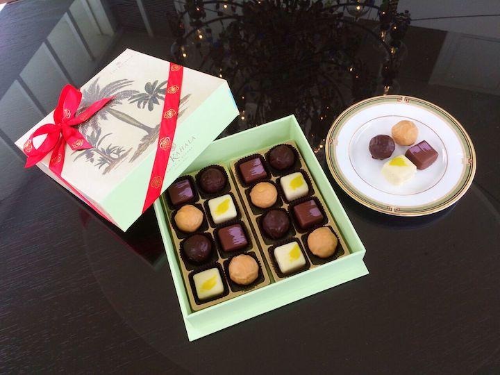 アロハの心を贈りたい、ハワイのチョコ5選