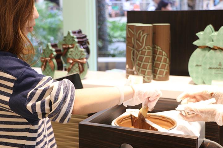 ワイキキ・ビーチ・ウォークのホノルル・クッキー・カンパニーが新装開店