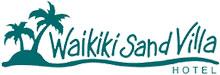 ワイキキ・サンドビラ・ホテルのロゴ