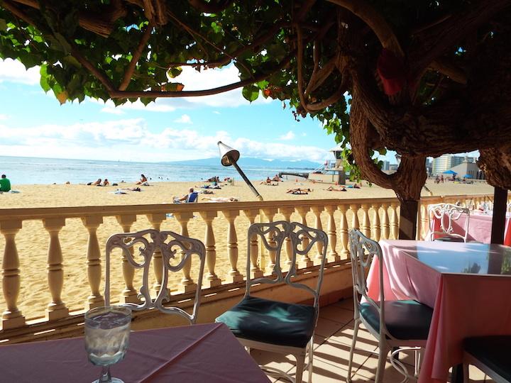 カイマナビーチ、ハワイのベストビーチ