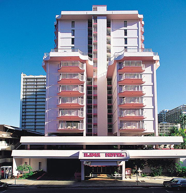 일리마 호텔