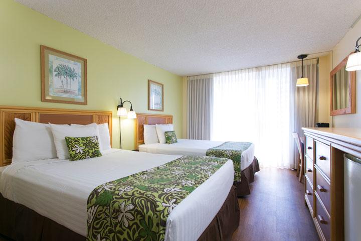 와이키키 샌드 빌라 호텔