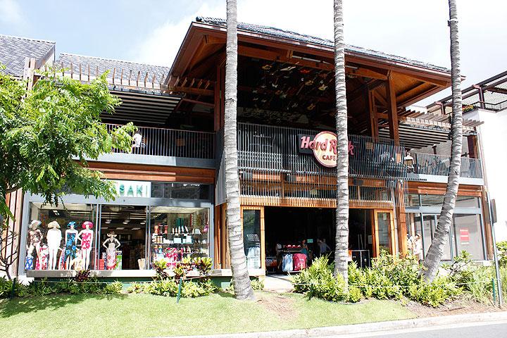 하드락 카페 호놀룰루