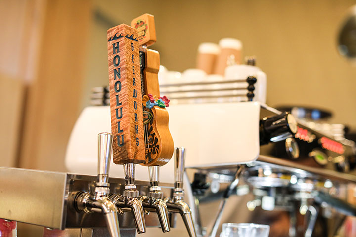 ハワイ初上陸!ワイキキのお洒落な最新カフェ&バー