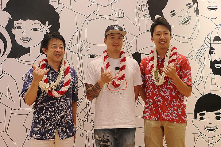 ユニクロがハワイにオープン