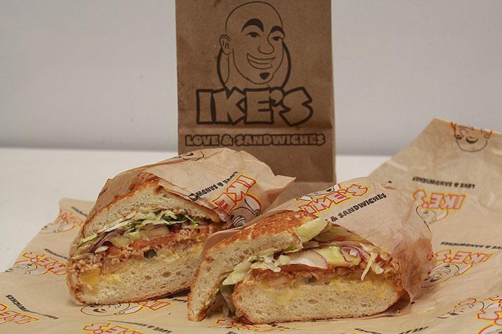 アラモアナに美味しいサンドイッチのお店がオープン