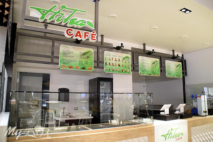 ハイティーカフェ