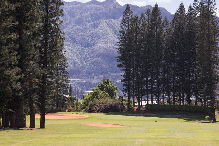 ミリラニゴルフコース