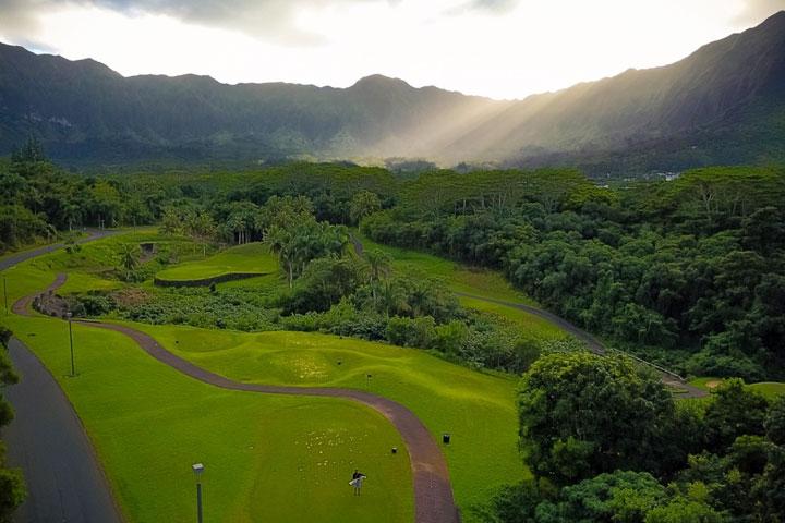ロイヤルハワイアンゴルフコース