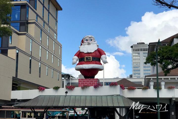 アラモアナセンター・クリスマス