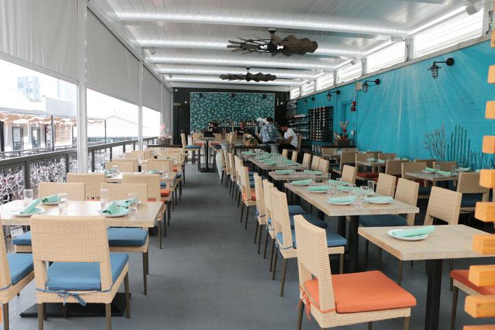 カカアコの最新レストラン「フィッシュ・ホノルル」
