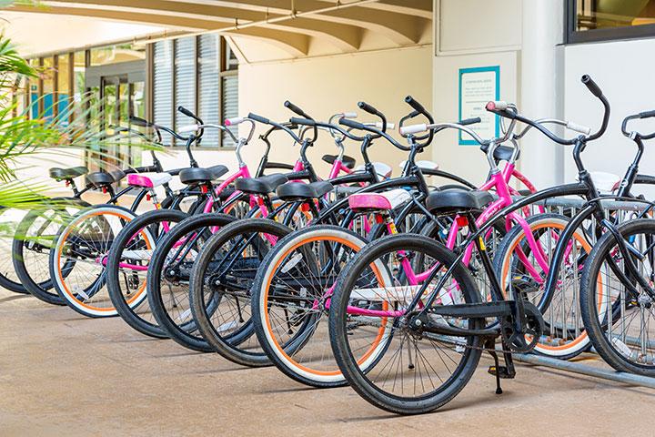 アンバサダー ホテル レンタルバイク