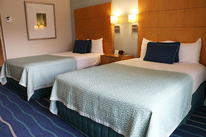 アラモアナ・ホテル客室
