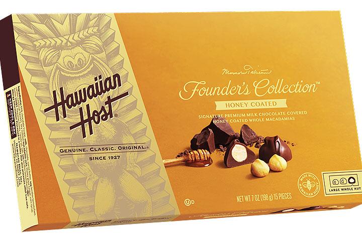 ハワイアンホースト ハニーローステッドチョコレート