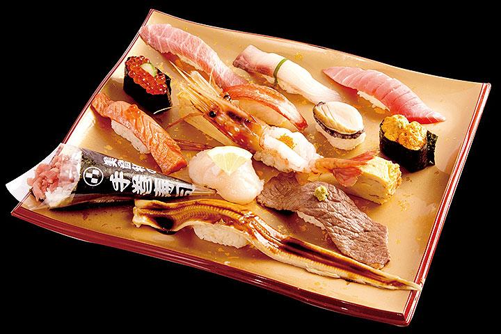 かつみどり寿司