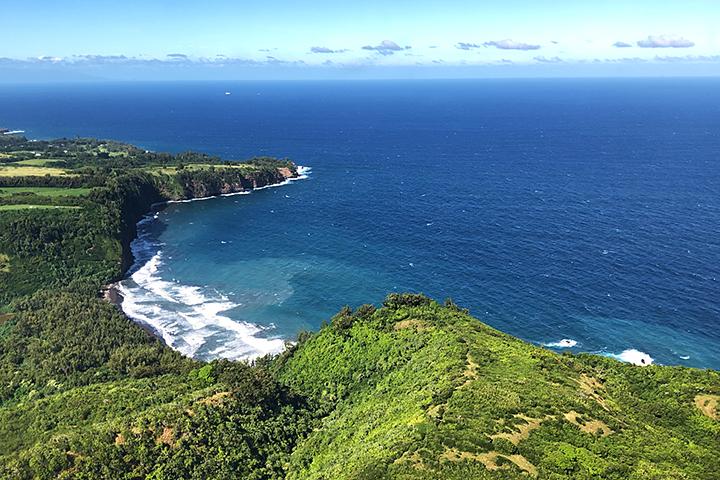 ハワイ島ヘリコプターツアー