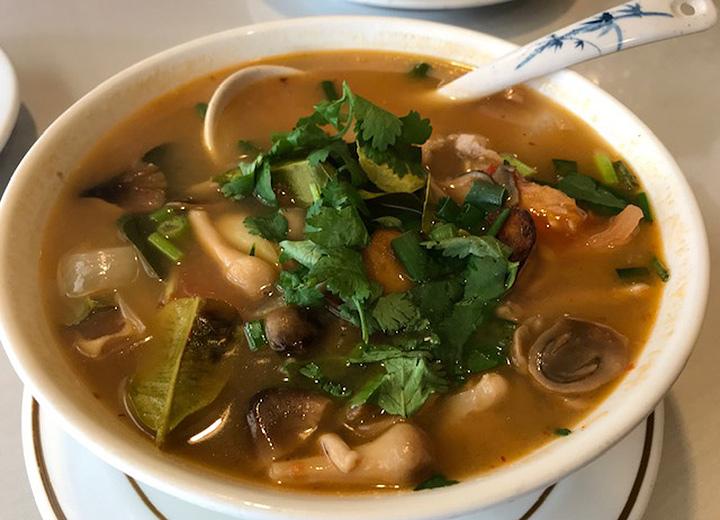 トムヤンクスープ