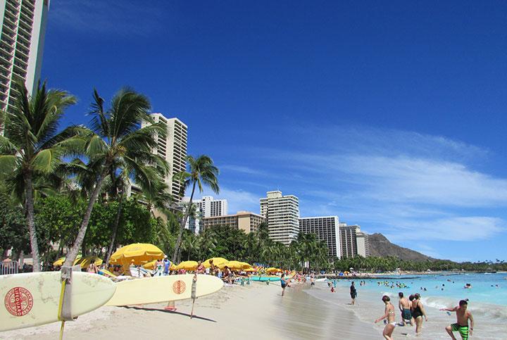 ハワイ、ベスト小都市