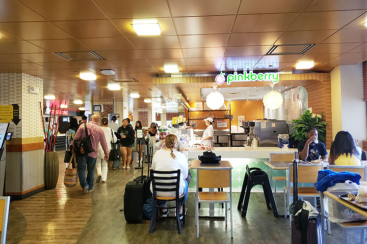 ダニエル・K・イノウエ空港、ホノルル空港