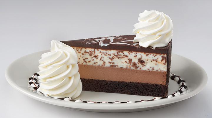 チョコレートタキシードチーズケーキ