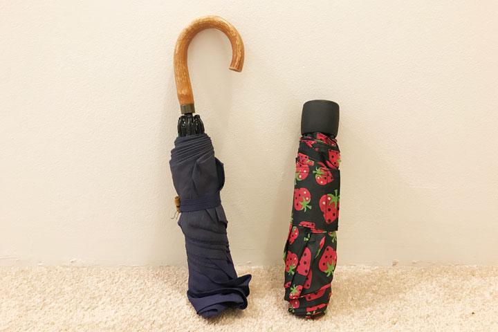 ハワイ旅行、持ち物、傘