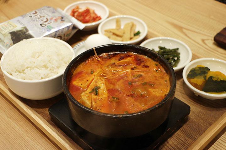 韓国料理、ソウル豆腐ハウス