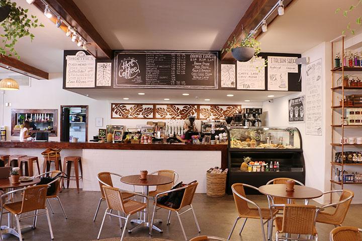 ハワイアンアロマカフェ