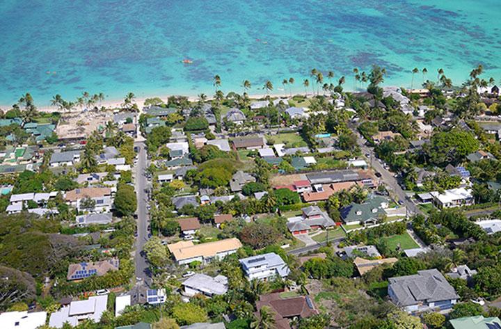 ハワイ、ホームレス