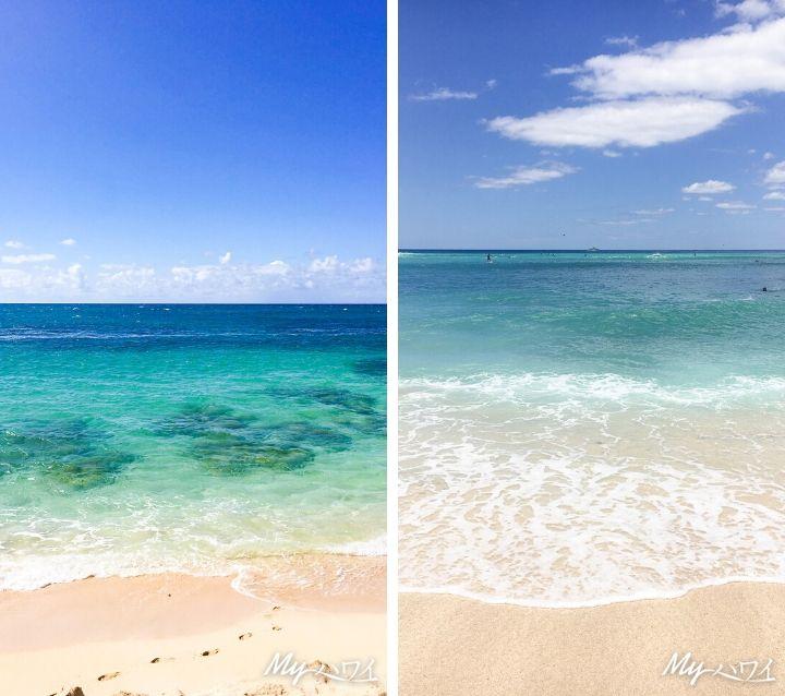 ハワイ、モクレア