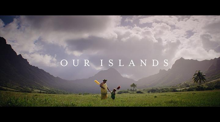 ハワイ州観光局 プロモーション動画